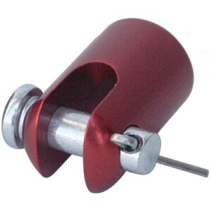 CNC 1412R CLEVIS & PIN RED