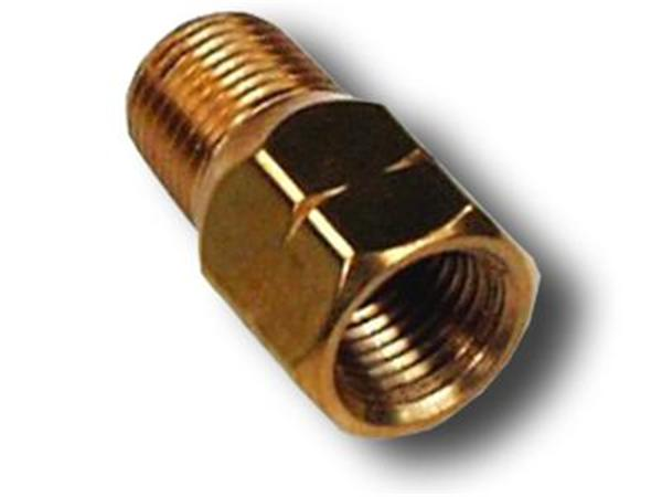 18 Npt Male Metric Adapter