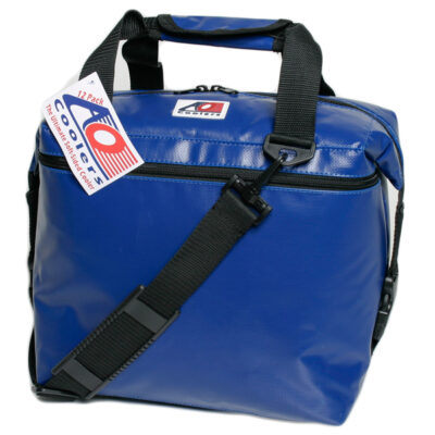 AOC AOOF12RB 12PK ROYAL BLUE COOLER