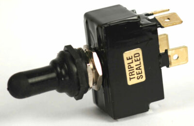 K4 13-221 OFF ON MOM ON TOGGLE SWITCH 20 AMP