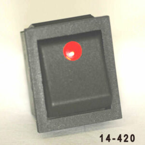 K4 14-420 ON-OFF RED DOT ILLUM