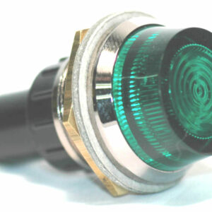 K4 17-441 GREEN INDICATOR LIGHT JUMBO