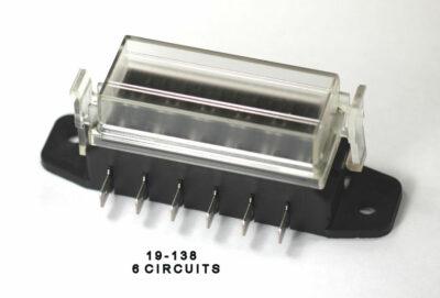 K4 19-138 ATC FUSE BLOCK 6 CIRCUIT