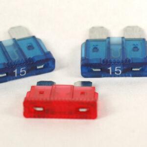 K4 19-170-15 ATC 15 AMP FUSE (5)