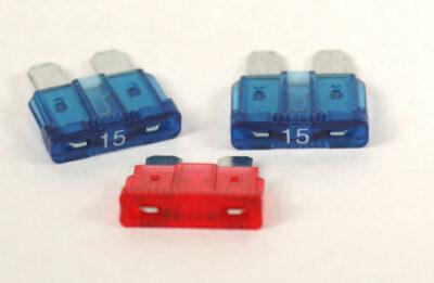 K4 19-170-20 ATC 20 AMP FUSE (5)