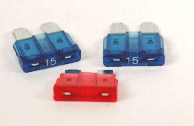 K4 19-170-25 ATC 25 AMP FUSE (5)