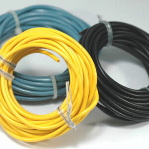 K4 40-232 PRIMARY WIRE YELLOW 14 GA