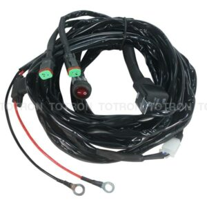 TOTR THS-312-D16 2 LAMP WIRING HARNESS