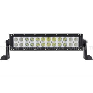 TOTR TLB3072X 12'' CURVED DOUBLE ROW LED LIGHT COMBO