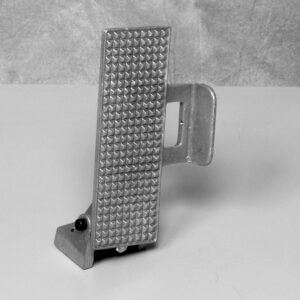 LATE 798550 ALUMINUM THROTTLE PEDAL