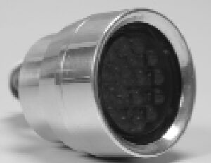 LATE 945161R 1-1/2 TUBE INSERT RED LED LIGHT