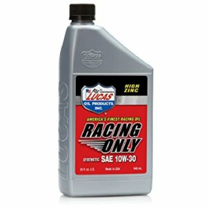 LUC 10610 10/30 SYN RACING OIL QT