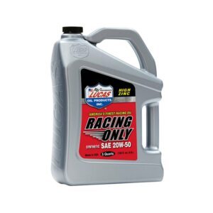 LUC 10616 20W50 SYN RACING OIL 5QT