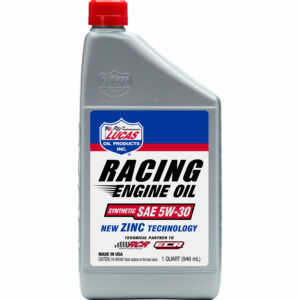 LUC 10885 5/30 SYN RACING OIL QT
