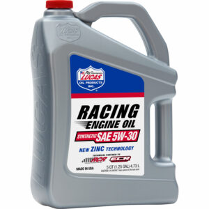 LUC 10886 5/30 SYN RACING OIL 5QT