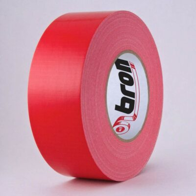 BRON BT287RED RED DUCT TAPE