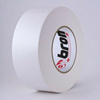 BRON BT287WHITE WHITE DUCT TAPE