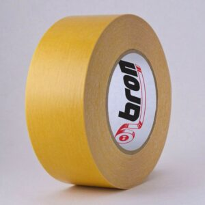 BRON BT287YELLOW YELLOW DUCT TAPE